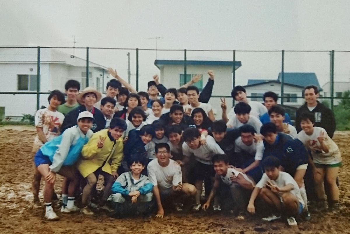 函館大学ベアーズ・上智大学FREAKS1年生の練習合宿