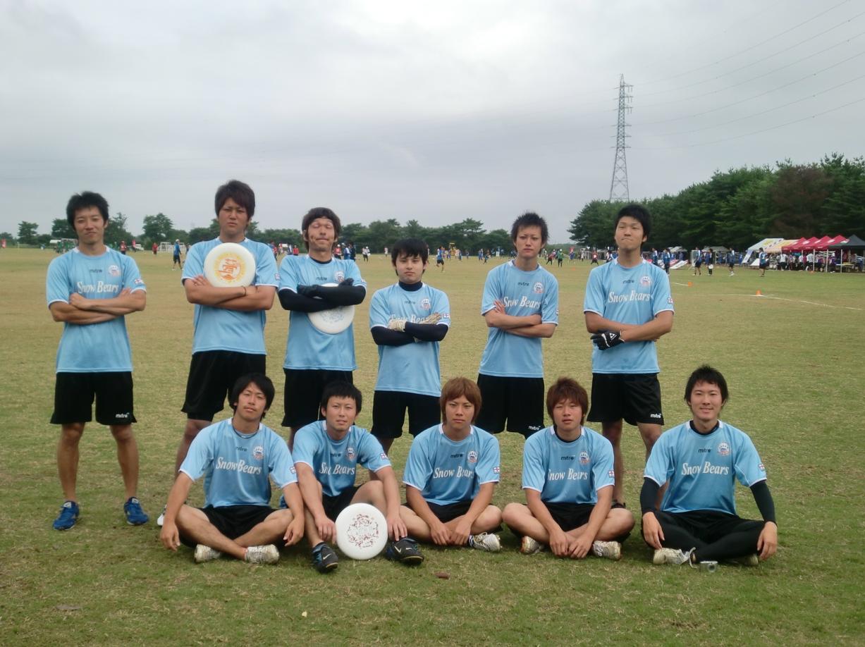 北翔大学 初の学生選手権大会出場(2008年)