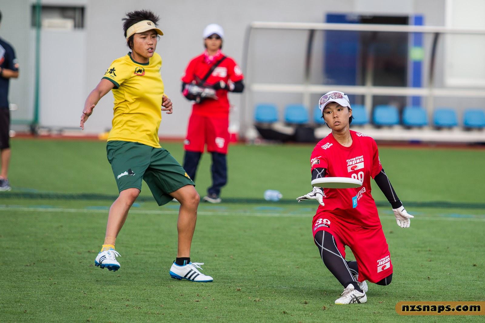 2012年 WUGC 稲村選手