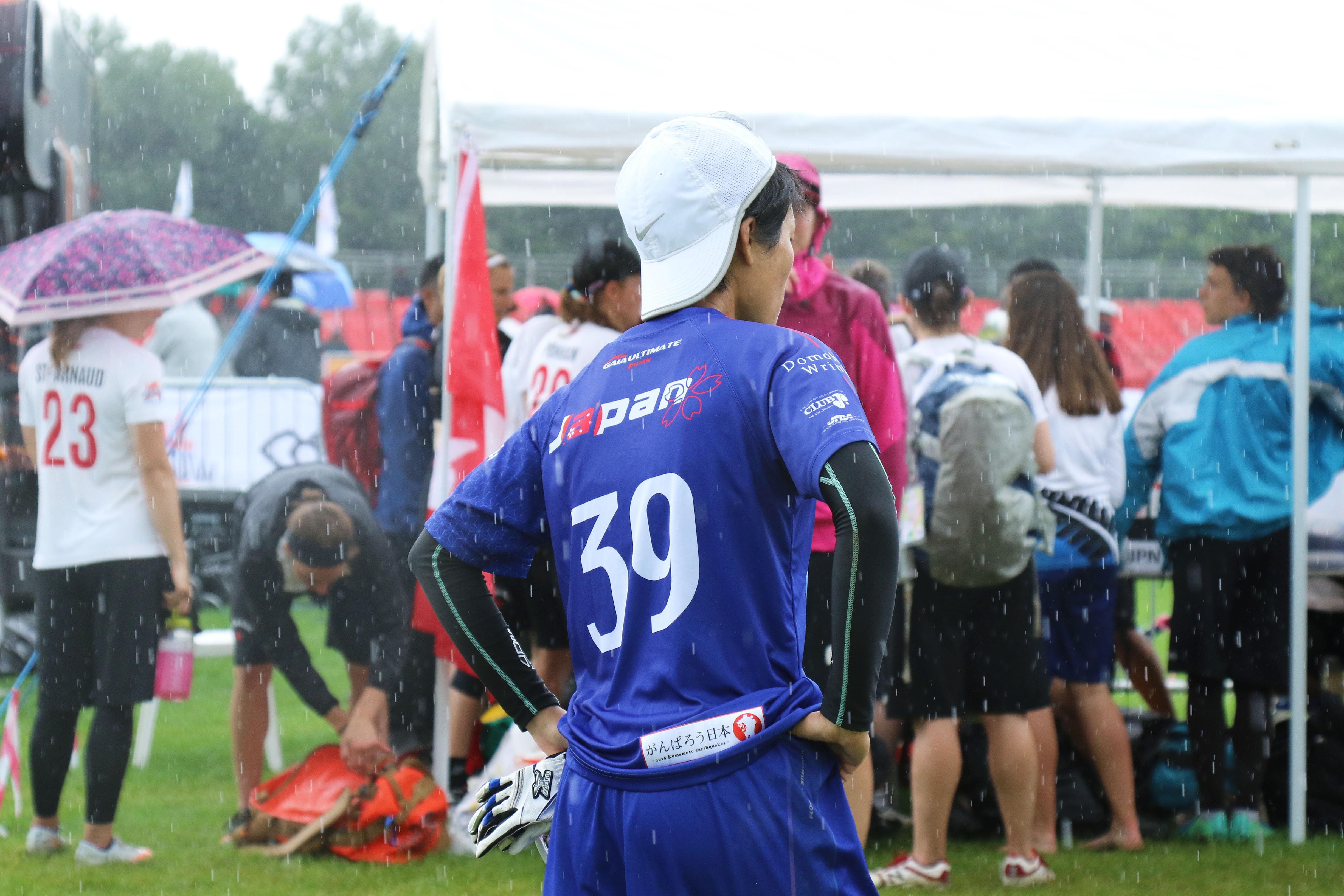 2016年 世界大会での稲村選手